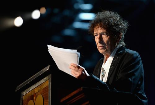 Bob Dylan MusiCare 2015